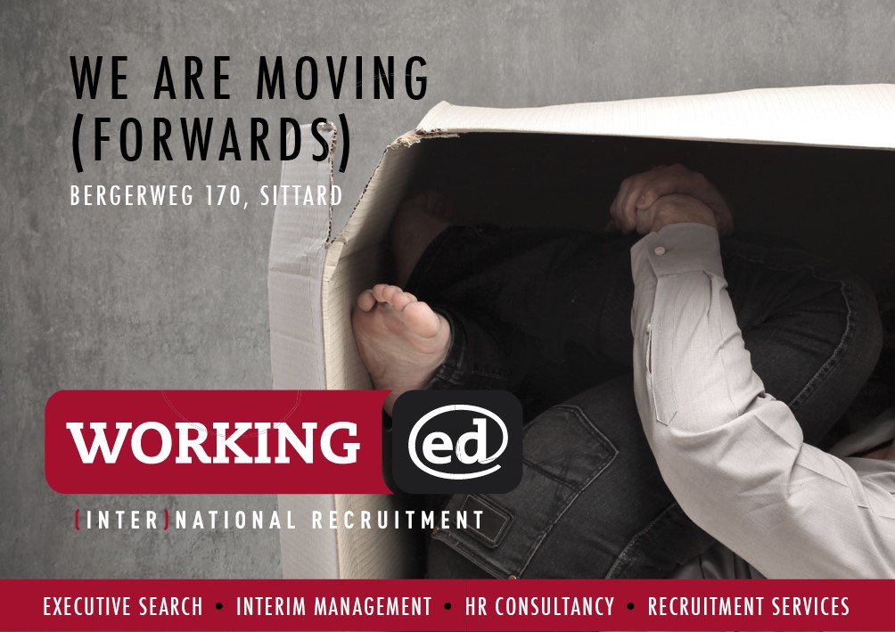 We are moving (forward)
